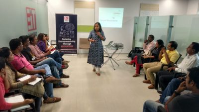 TiE Chennai Expert Series`Tackle Sexual Harassment at Workplace  Viji hari